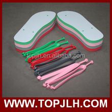 Kids kids wholesale flip flops Summer slipper colorful sublimation flip flops