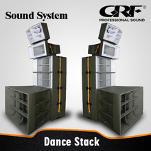GRF Stack Speaker Hot Sale Sound System