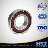 High quality angular contact ball bearing, reliable quality ball bearing