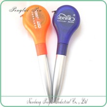 writing well and promotional plastic measuring creative ballpoint pen