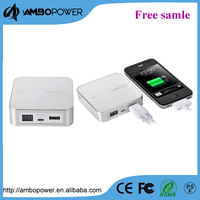 mini 3g 4g wifi router power bank/power bank battery charger