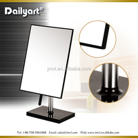 2015 high quality practical simple desktop cosmetic mirror