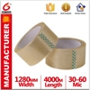 Wholesale Transparent BOPP Packing Tape In Adhesive Packing Tape