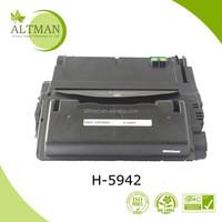 Compatible Toner Cartridge Q5942A 5942 42A for laser 4250 4350