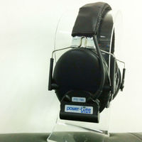 Stereo Electronic hearing protector/ earmuff/ ear protector/headset(PTE-789)