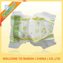 Widely used cheap soft disposable baby diaper cover