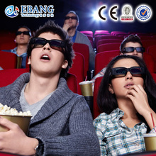 enjoying in real scene-- seeing, listening, touching and smelling by cinema 5d