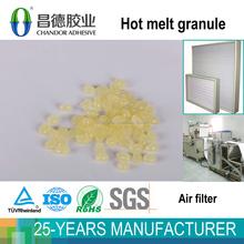 Hot Melt Adhesives for air filter