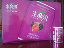 Raspberry juice drink