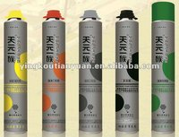 polyurethane expanding spray pu foam sealant