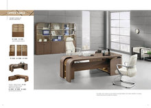 Modern CEO Executive office desk DF33