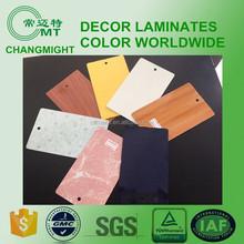 Alta presión laminado hojas / magnética laminado hoja / alta presión de plástico laminado sábanas