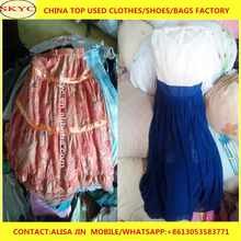 Africa import good quality women used clothes