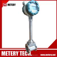 Digital and analogue flow meter