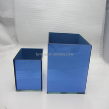 Wholesale glass water fountain for home decorations,different types glass vase,,glass vase factory