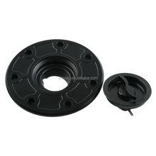 CNC Billet Fuel Gas Cap For Kawasaki ZXR250 ZXR400 ZXR750 EX 250 ZZR250