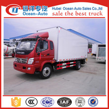 FOTON OLLIN 4x2 8 ton refrigerated vehicle