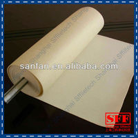 China No.1 dacron rolls filter material manufacturer with high quality.
