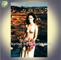 caliente la venta de mujer desnuda la pintura del cuerpo