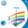 Wholesale custom color 3 wheel kids mini scooter for sale