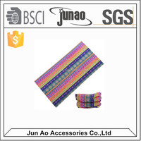 Seamless Tubular Fabric Water Absorbing Multi Scarf Fleece Headwear