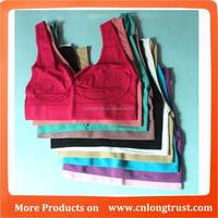 10 colors OEM Seamless bra AHH Bra Sports Bra LT-7016