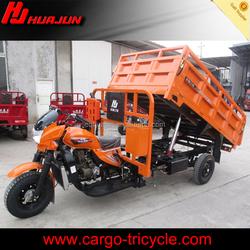250cc Heavy load powerful with hydraulic dumper tricar tricycle