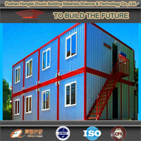 prefab dome container house