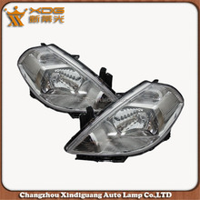 2PC 8 LED Car Daytime Running Light Head Lamp DRL Daylight Super 12V White (Fits: Tiida)04-12