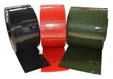 Coloured Flexible PVC Door Strip/Curtain 100mm x2mmx25mtr clear pvc sheet pvc sheets black