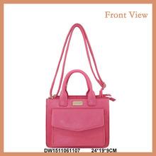 China Handbag Manufacturer Bags Women Satchel shoulder bag for Ladies