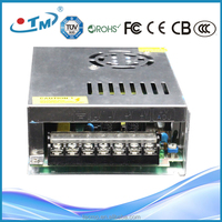 Power transformer CE RoHS TUV approved Constant Voltage 12V Power Supply 250W Driver LED