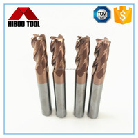 CNC router bits carbide bull nose cutter