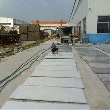 piastrelle di granito bianco pavimento lastra è da propria fabbrica