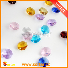 Colorful Hot Selling Loose Crystal Beads for Decoration