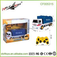 RC hydraulic dump truck diy rc car kit model