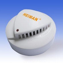 EN54-7 approved top smoke detectors connected