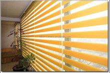 2015 fashion zebra blinds design / fabric horizontal zebra roller blinds