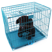 2015new design portable china dog cage steel dog cage pet carrier