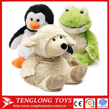 Promotional cheap stuffed animal soft toy custom plush toy