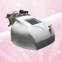 2014 new advanced 5 handles cavitation/rf/vacuum slimming machine ultrasonic cavitation radio frequency machine