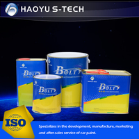 Auto Paint hardener epoxy hardener polyurethane hardener hot sale