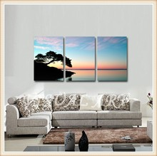 Nature Scenery Artwork Printing Wall Art 3 Pieces