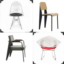 2015 hot sales DKR Wire chair Diamond chair Jean Prouve Fauteuil Direction chair