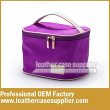 High quality makeup case nylon
