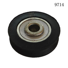 window pulley with bearings for doors and windows