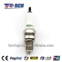 match for Suzuki/Triumph/Aprilia OE quality 125cc motorcycle spark plug