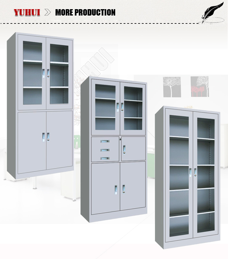 sliding glass door cabinet metal 2
