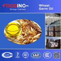 Pure plant extract organic wheat germ oil