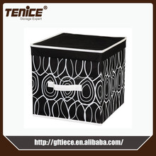 Tenice simple foldable living make up container box